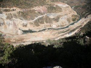 Silvan Barajı'nın yapımı hızlandı