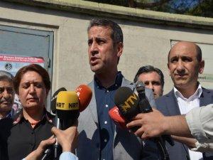 HDP'li Yıldırım: AYM'den aleyhimize de olsa kararlarını bir an evvel açıklamasını istedik