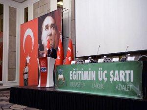 Kılıçdaroğlu: Sanki Milli Eğitim Bakanlığı'nı FETÖ'ye biz teslim etmişiz