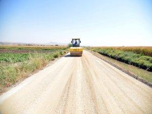 Mahalle yollarındaki çalışmaların yüzde 60'ı tamamlandı