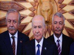 Bahçeli: 25 Eylül'de Kürdistan'ın provası yapılacaktır