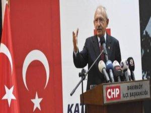 """Kılıçdaroğlu'ndan """"Zafer Çağlayan"""" açıklaması"""