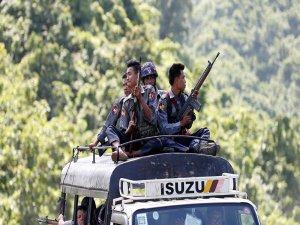 Myanmar, Arakan'da tek taraflı ateşkesi reddetti