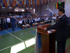 AK Parti'nin İlçe kongreleri sürüyor