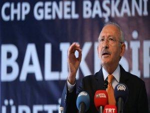 Kılıçdaroğlu: Avukatım Çelik'in gözaltına alınması bir akıl tutulması