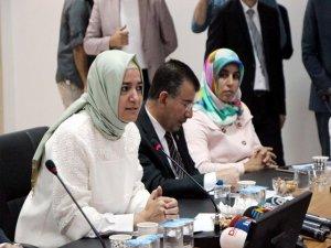 Bakan Kaya: 138 bin Suriyeli'ye psiko- sosyal destek verildi
