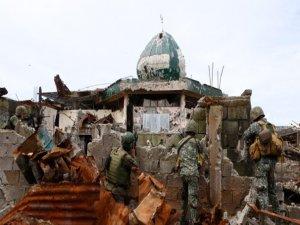 Filipinler'de tarihi cami militanların elinden geri alındı
