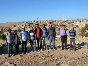 Midyat'ta Hıristiyan mimarisi için arkeolojik yüzey araştırması