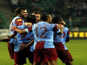 Legia varşova: 0 - Trabzonspor: 2