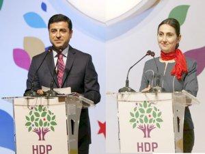 Yüksekdağ ve Demirtaş, Saharov Ödülü'ne aday gösterildi