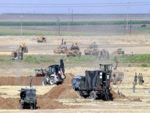 Irak sınırında tatbikat sürüyor, alan genişletildi