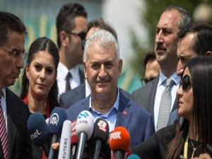 'İstanbul Belediye Başkanlığı için Yıldırım'ın adaylığı konuşuluyor'