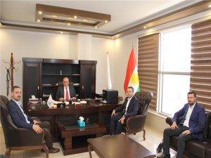 Baro'dan Erbil'e gözlemci heyet