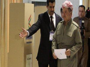 Kuzey Irak'ta referandum başladı