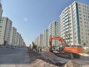 Fırat Bulvarı'na 34 bin 700 ton asfalt serilecek