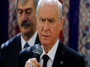 Bahçeli: Barzani çok ağır bedel ödeyecek, çocukluk hayali kabusa dönecek