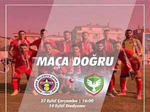 Diyarbakır takımları, 5.hafta maçlarına bugün çıkacak.