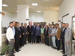 Diyarbakır Barosu Erbil'de