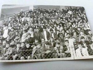 Bir Zamanlar Diyarbekir'de  Futbol Böyle Takip Edilirdi…