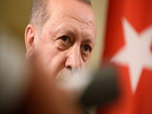 Erdoğan:Kuzey Irak kendini ateşe attı