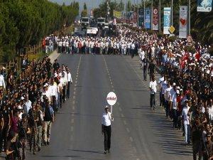 Valilik'ten CHP'li belediyelere 'Adalet Yürüyüşü' soruşturması: Destek verdiniz