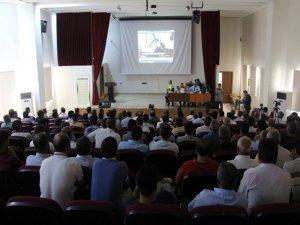 Okul servis şoförlerine yönelik toplantı