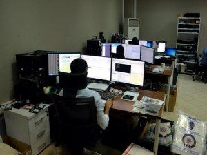 'Sanal devriye' ekibi 24 saat görevde