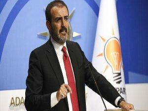 AK Parti Sözcüsü Ünal: Belediye başkanlarımızla ilgili herhangi bir istifa talebi yok