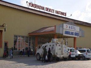 Hakkari'de patlama:  4 asker şehit, 4 asker yaralı