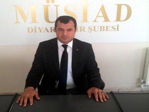 .  MÜSİAD Diyarbakır Şube Başkanı'nı silahla yaralayan yeğeni teslim oldu