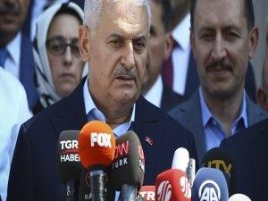 Başbakan Yıldırım'dan Gökçek'in istifası iddiasına yanıt: Kim söylüyor?