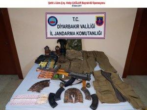 Lice, Hani ve Ergani'de narko terör- operasyonu