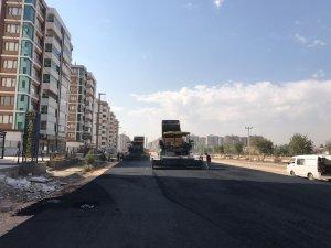 Büyükşehir Belediyesi yeni yollar açıyor