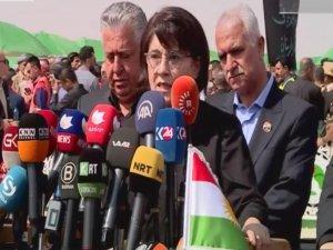 HDP'li Zana: Kürtlerin önündeki bütün kapıları Talabani açtı