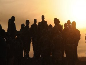 IKBY: On binlerce Peşmerge Kerkük'te konuşlandırıldı