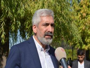 Ensarioğlu: Türkiye, Kürtlerle büyür; bölünmez