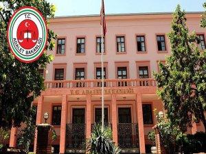 Adalet Bakanlığı Müsteşarı İpek görevden alındı