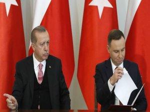 Erdoğan'dan AB'ye: Almayacaksınız açıklayın şu işi