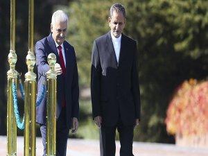 İran Cumhurbaşkanı Yardımcısı Cihangiri, Ankara'da