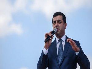 Başsavcılık, HDP ve Demirtaş'ın Cumhurbaşkanı Erdoğan hakkındaki suç duyurusunu reddetti