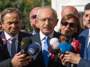 Kılıçdaroğlu: Deniz Baykal'ın durumunda kötüye gidiş yok