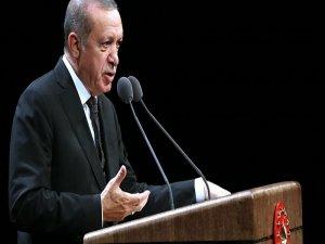 Erdoğan: İyi terörist, kötü terörist ayrımı yapılan bir dönemden geçiyoruz