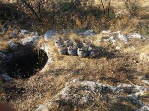 Narko-terör operasyonu: 251 kilo esrar ele geçirildi