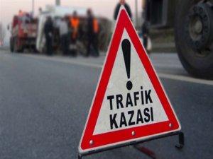Trafik kazası: 1 polis hayatını kaybetti, 1 polis yaralandı