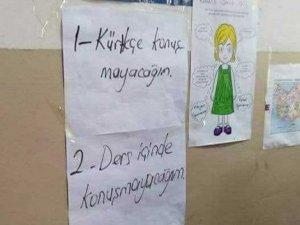 Şırnak'ta Kürtçe konuşma yasağı!