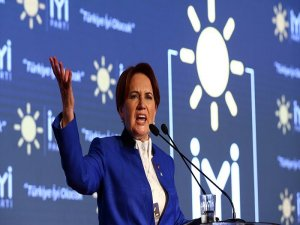 Meral Akşener'in sloganına patent itirazı