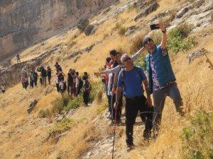 Silvan'da doğa yürüyüşü düzenlendi