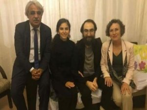 Semih Özakça'ya Kılıçdaroğlu'ndan telefon HDP'li vekillerden ziyaret