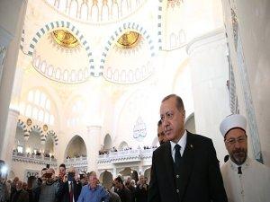 Erdoğan'dan Bülent Arınç'a teşekkür
