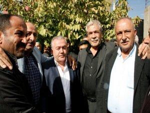 Ömerli'de iki aile barıştı